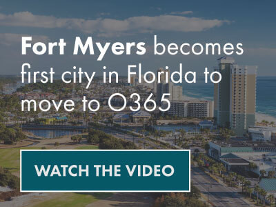 Fort Myers becomes first city in Florida to move to O365- Watch the video
