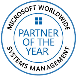 Microsoft Worldwide partner of the year