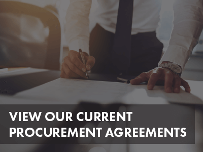 View our current procurement agreements