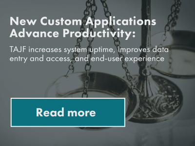 new custom applications advance productivity- read more