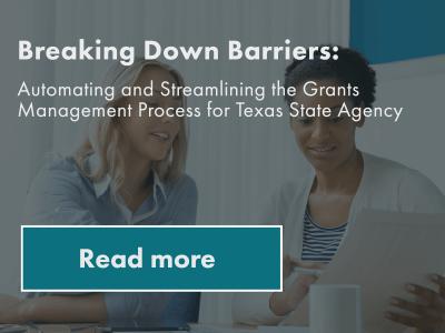Breaking down barriers- learn more