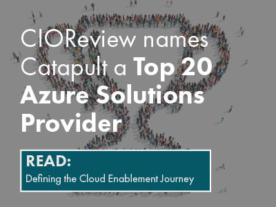 Top 20 Azure solutions provider- Read