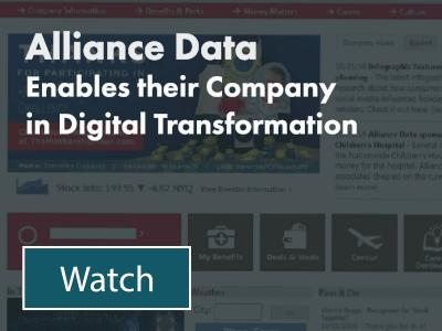 Alliance Data Digital Transformation