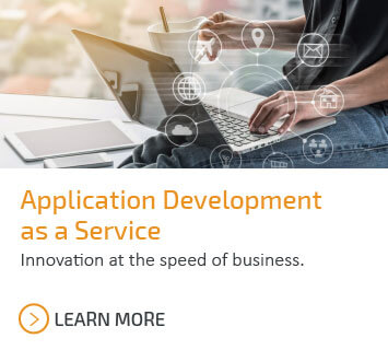 Learn more about Application Development as a Service