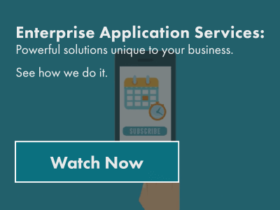 Watch the Application Services Demo