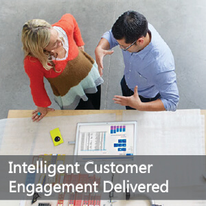 Intelligent Customer Engagement Delivered