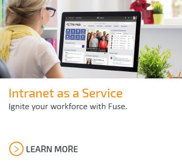 Learn more about Intranet as a Service