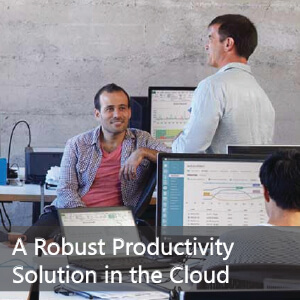 A Robust Productivity Solution in the Cloud