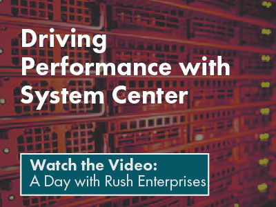 A Day with Rush enterprises- watch the video