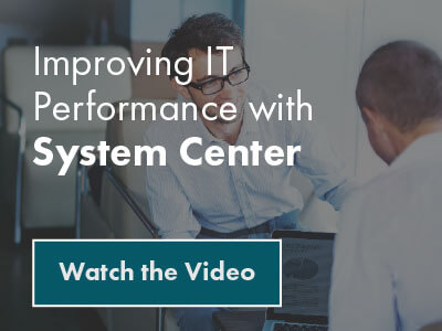 System center- watch video