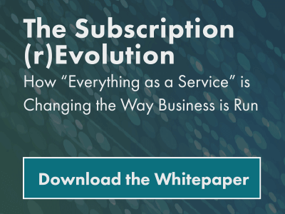 Download the Whitepaper: The Subscription (r)Evolution