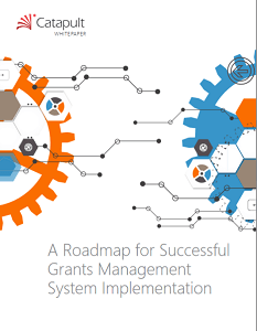 A Roadmap for Successful Grants Management System Implementation