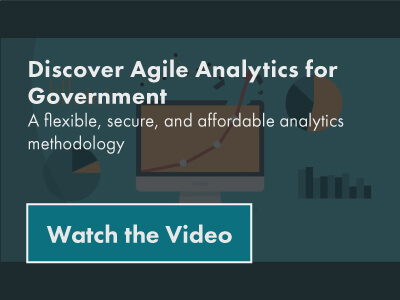 Watch the Agile Analytics for Government Demo Video