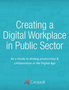 eGuide – Creating a Digital Workplace in Public Sector