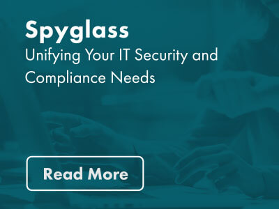 Read our Spyglass Solution Sheet - Unifying your IT Security and Compliance Needs