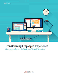 Transforming Employee Experience Whitepaper