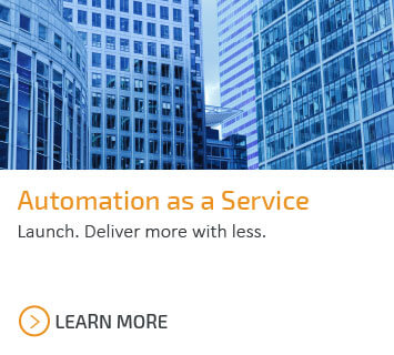 Learn more about Automation as a Service