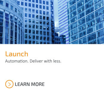 Learn more about Luanch: Automation as a Service. Deliver with less.