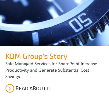 Learn how KBM Group used Managed Services to increase productivity and generate substantial cost savings.