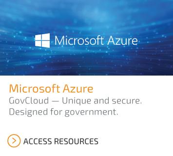 Access Gov Cloud resources