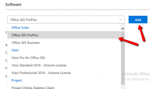 deploy Office 365 ProPlus
