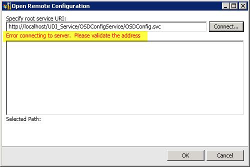 MDT/ConfigMgr – UDI – Web Service 404 3 Error - Catapult Systems