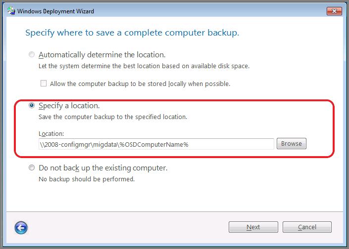 Microsoft Deployment Toolkit–Lite Touch (LTI
