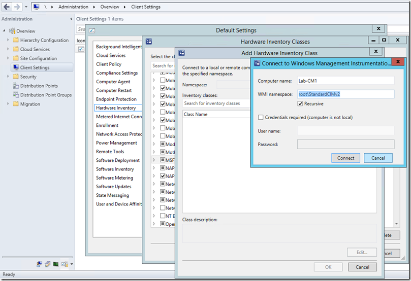 SCCM Inventory of IPAddress SkipAsSource - Catapult Systems