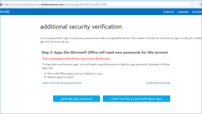 Enabling and Configuring Multi-Factor Authentication for