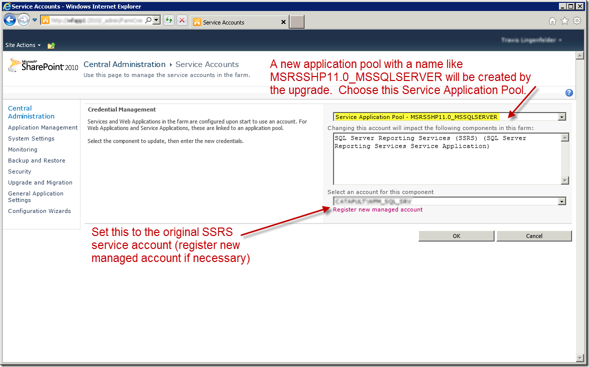 Upgrading SQL Server Reporting Services 2008 R2 to SQL